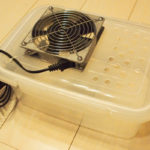 水式空気清浄機